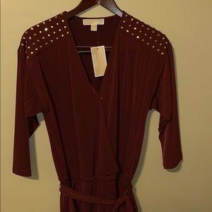 NWT Michael Kors Jump Suit